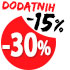 Popust -30% + dodatnih -15%