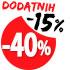 Popust -40% + dodatnih -15%