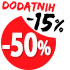 Popust -50% + dodatnih -15%