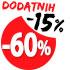 Popust -60% + dodatnih -15%