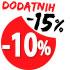 Popust -10%+dodatnih -15%