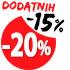 Popust -20%+dodatnih -15%