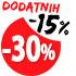 Popust -30%+dodatnih -15%