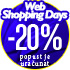 Web Shopping Days