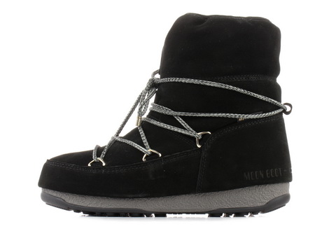 Moon Boot Škornji Moon Boot Low Suede