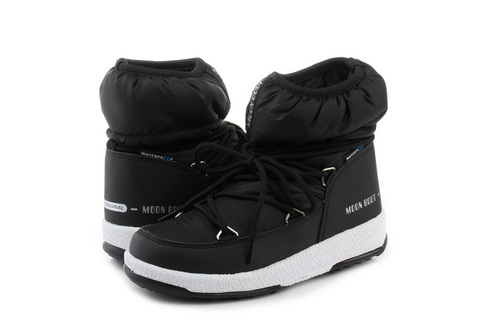 Moon Boot Čizme Jr Girl Low Nylon