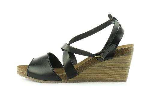 Kickers Sandale Spagnol Noir