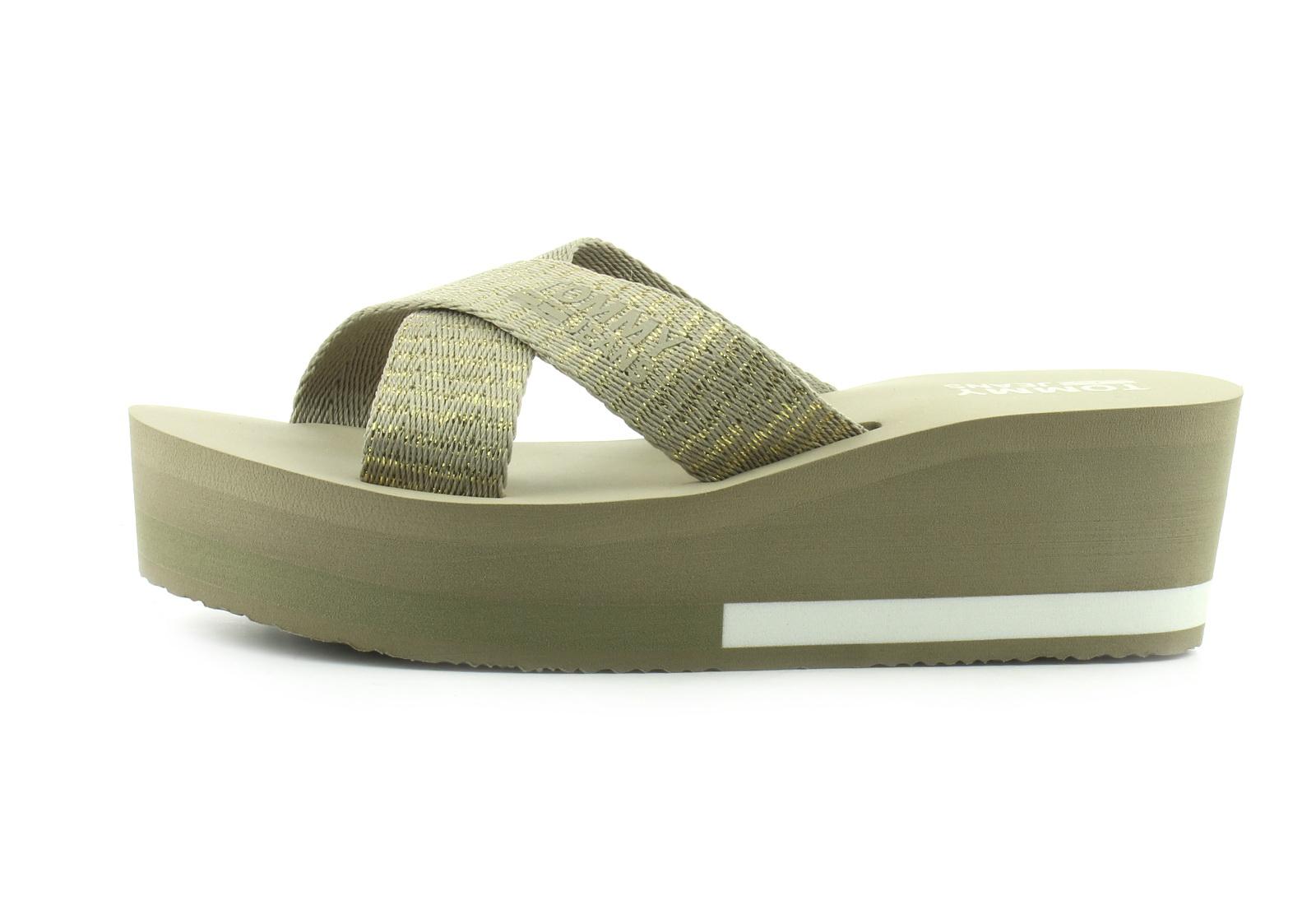 Tommy Hilfiger Cipő sporty mid beach sandal