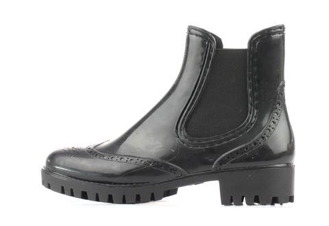 Buffalo Vysoké Boty Pth0035-blk