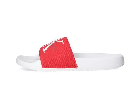 Calvin Klein Jeans Natikači Chantal Tomato