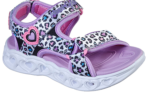Skechers Сандали HEART LIGHTS SANDAL-SAVVY CAT