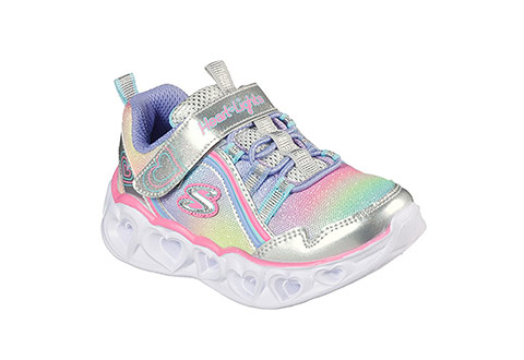 Skechers Патики HEART LIGHTS - RAINBOW LUX