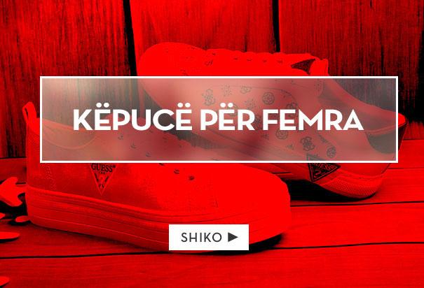 Kepuce per Femra-Albania-Sale