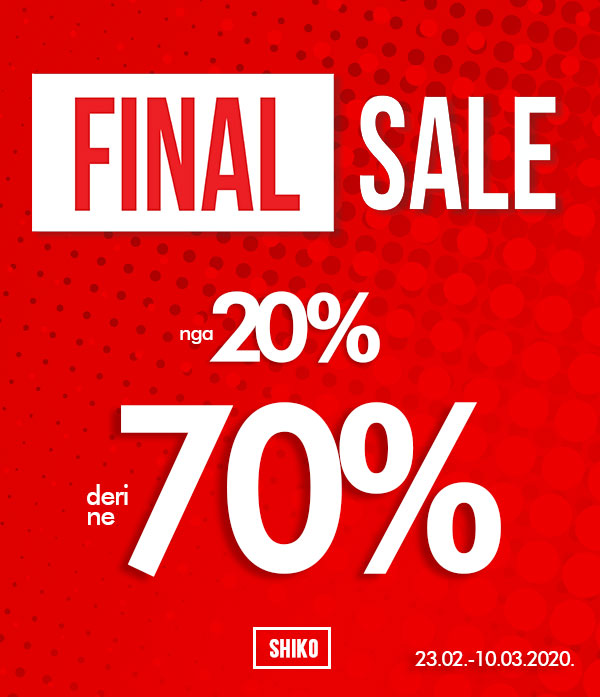Office Shoes-Albania-Final Sale