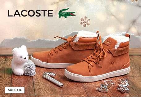Lacoste_Office Shoes_Albania_aw