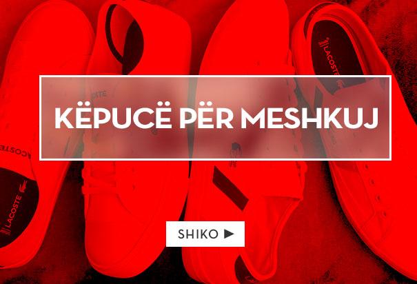 Kepuce per Meshkuj-Albania-Sale