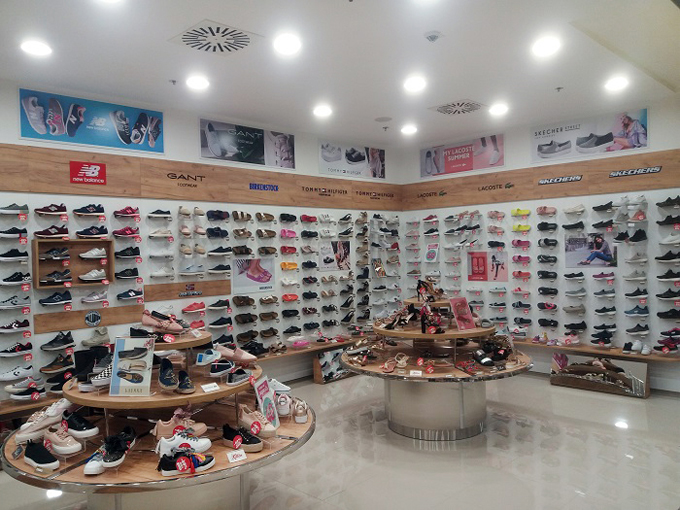 Trzni centar ALTA Office shoes Sarajevo