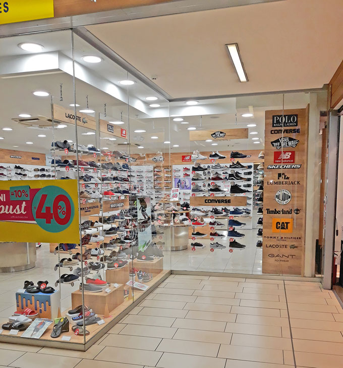Office shoes Banja Luka Trzni centar Merkator Konzum