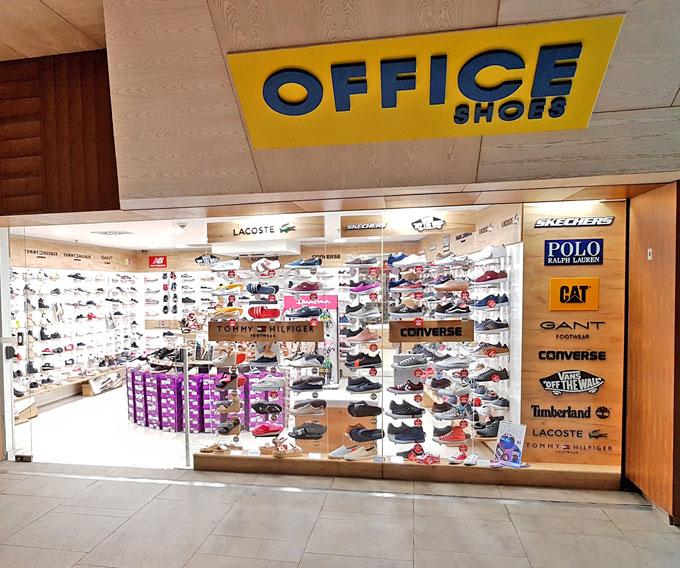BBI CENTAR Office shoes Sarajevo Trg djece Sarajeva 1