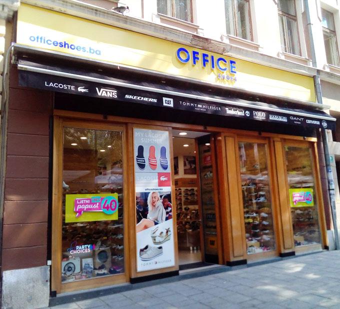 Office shoes Sarajevo Centar ulica Ferhadija br, 9  Bosna