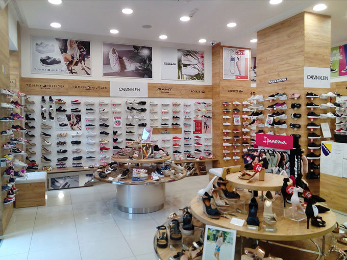 Frehadijin 9 Centar Sarajevo Bosna Office shoes