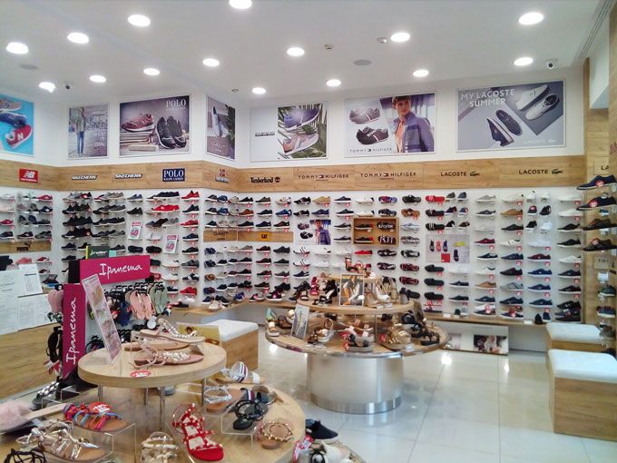 Office shoes Sarajevo Centar ulica Ferhadija br 9 Bosnia