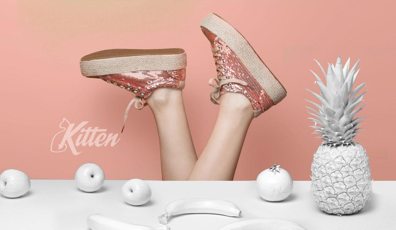 KITTEN obuća nova kolekcija proljeće ljeto 2017 u Bosna Office Shoes-u