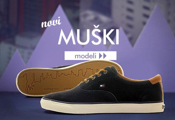 MUŠKA nova kolekcija Office shoes Crna gora obuća 2017