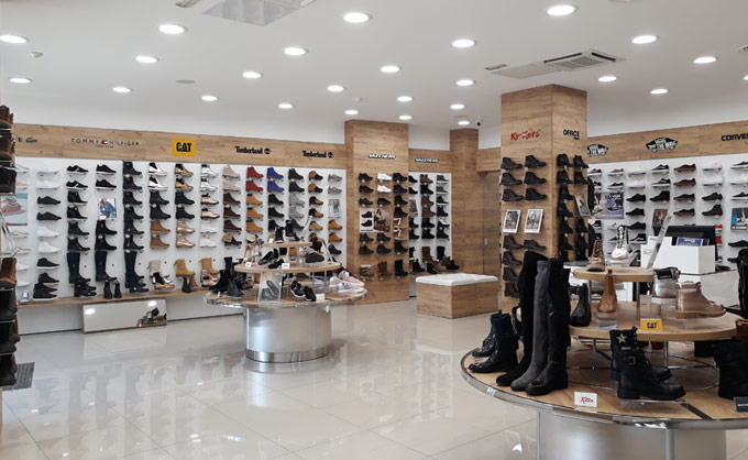 Office shoes prodavnica Bosanska bb Bihać Bosna