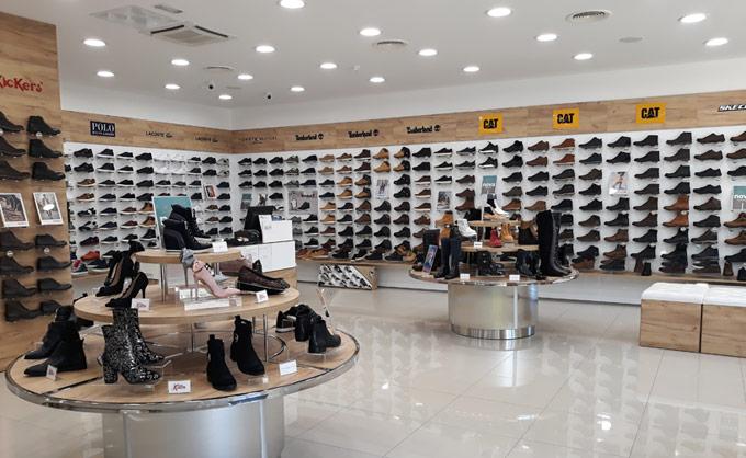 Office shoes Bosnia Bihać store