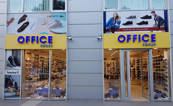 TC ORCA MOSTAR Office shoes BOSNA Kneza Višeslava bb