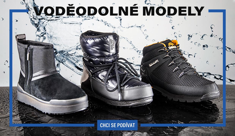 Voděodolné modely vOffice Shoes