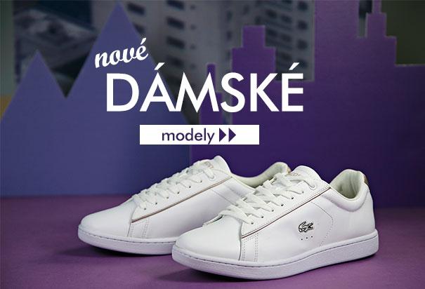 Nové dámské modely