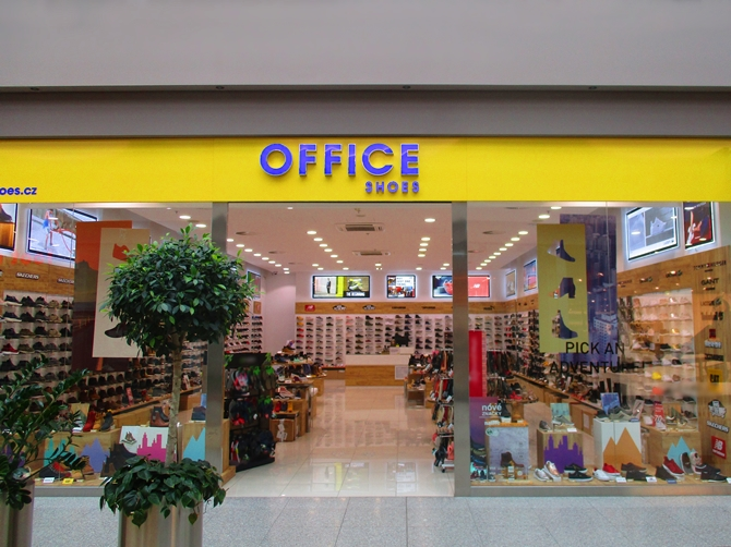 Office Shoes - OC Olympia Brno