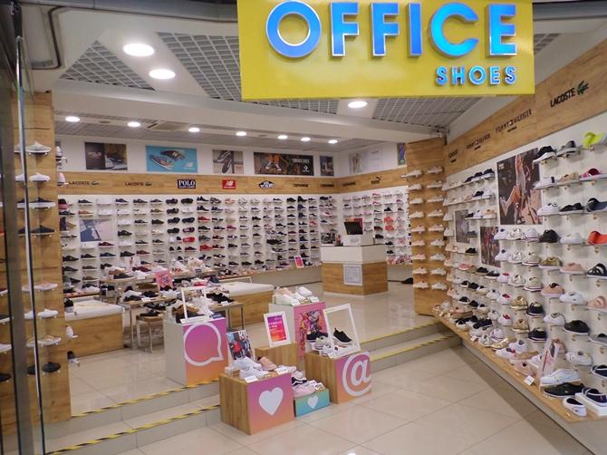 Office Shoes - OC Zlaté jablko Zlín