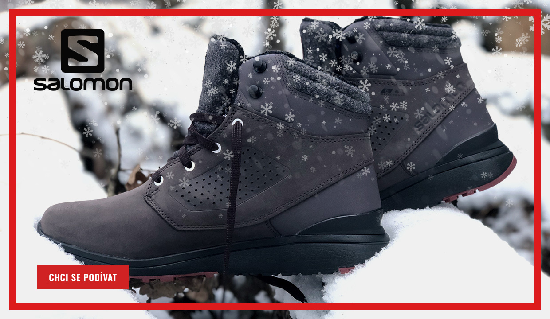 Salomon 2019 Fall/Winter Collection