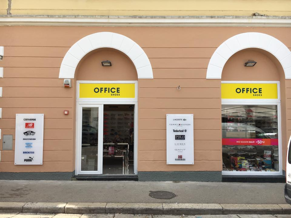 Ilica - Zagreb - Office Shoes Trgovine
