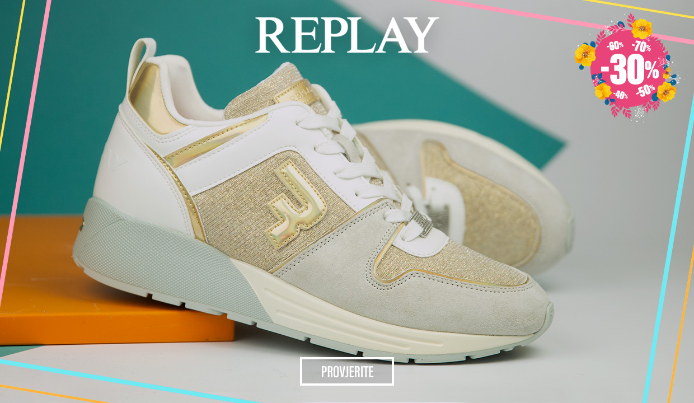 Replay Spring/Summer 2020