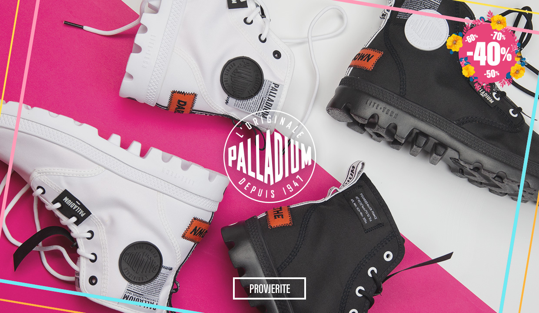 Palladium Spring/Summer 2020