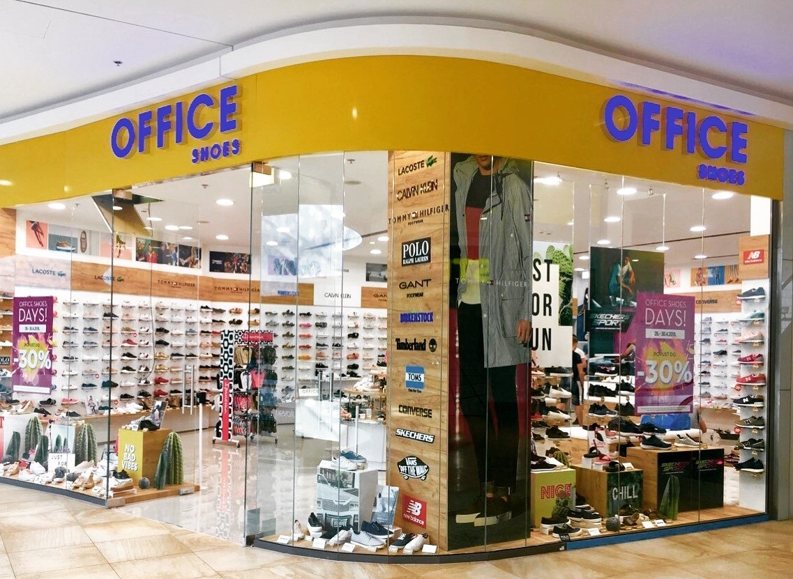 Office Shoes dućan u Mall Of Split shopping centru
