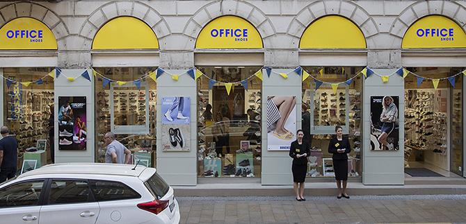 Office Shoes Király Utca Budapest cipőbolt Office Shoes