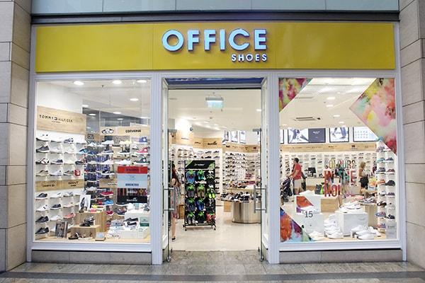 cipőbolt Office Shoes Magyarország