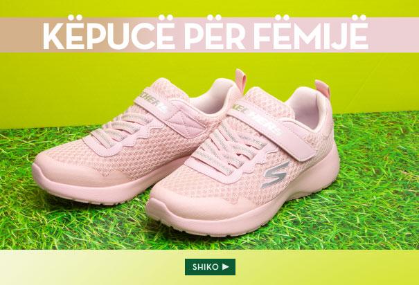 Kepuce per Femije-Koleksioni i Ri-Kosovo-Office Shoes