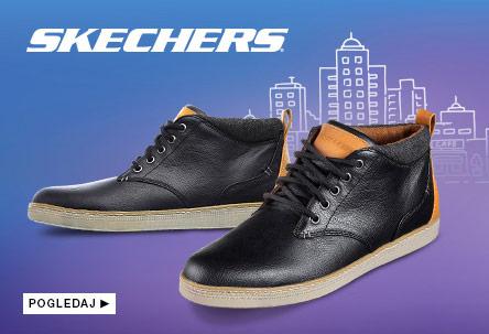 Skechers muška obuća Office shoes Crna gora jesen zima 2017