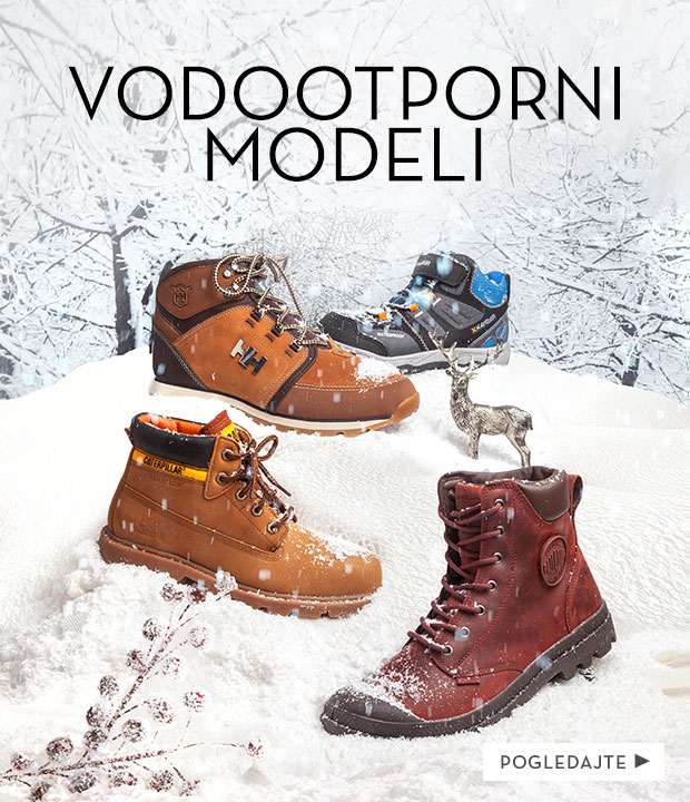 Vodootporni modeli