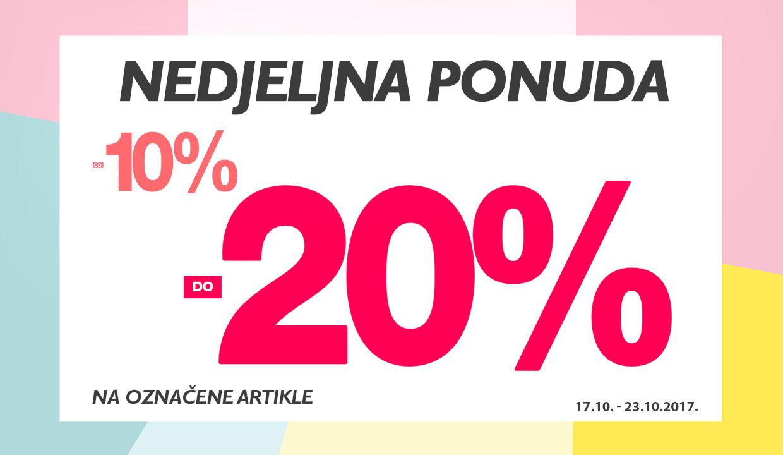 NEDJELJNA PONUDA  od -10% do -20% - jesen zima 2017 Office shoes Crna gora