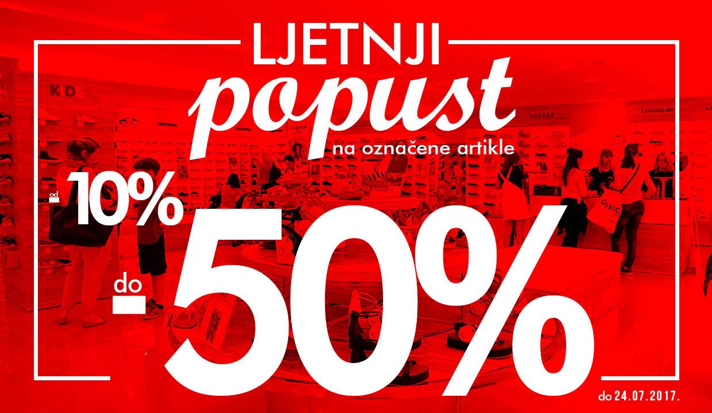 LJETNJI POPUST  do - 50%  OFFICE SHOES MONTENEGRO