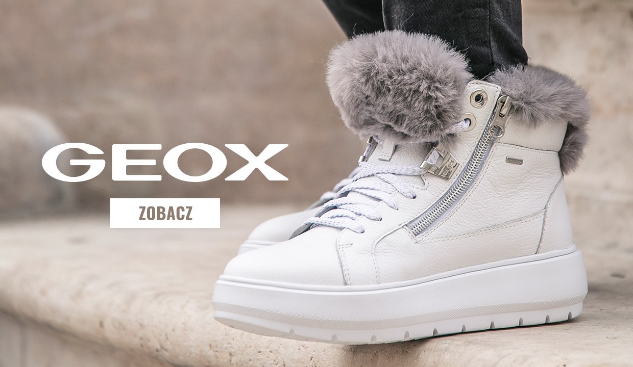 Geox 2019 Fall/Winter Collection