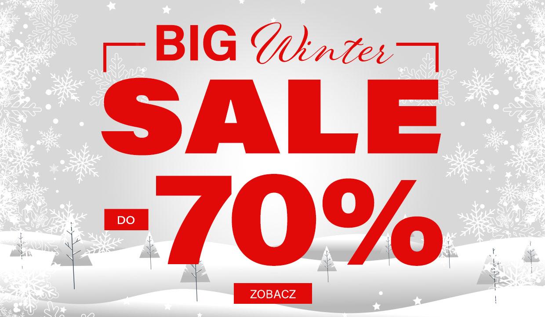 Big Winter Sale Fall/Winter 2020