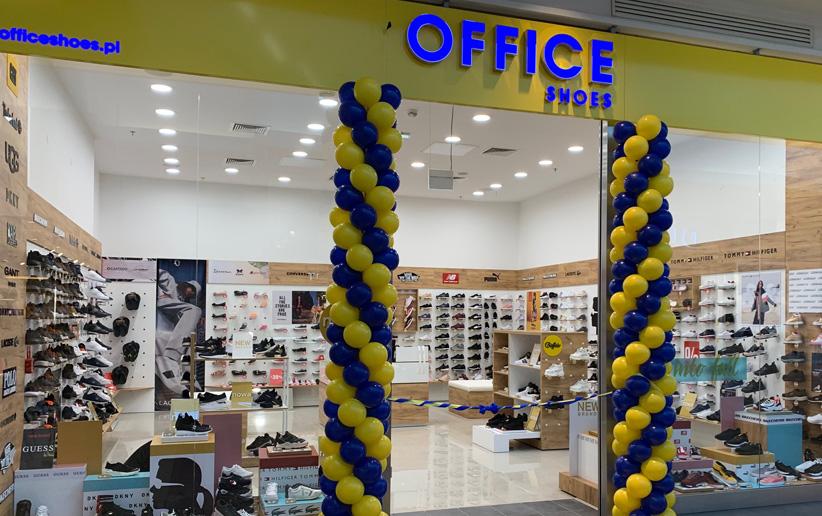 Office Shoes Silesia City Center Katowice Katowice obchody